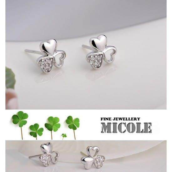 Micole E5010 Korean Style Women Elegant Earrings