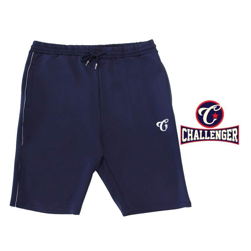 CHALLENGER BIG SIZE Microfiber Spandex SP With Piping CH5032 (Navy)
