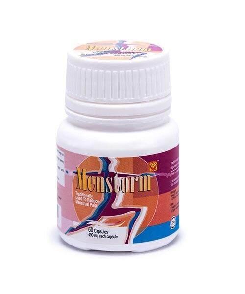 Sendayu Tinggi Menstorm 60 Kapsul + Free Gift
