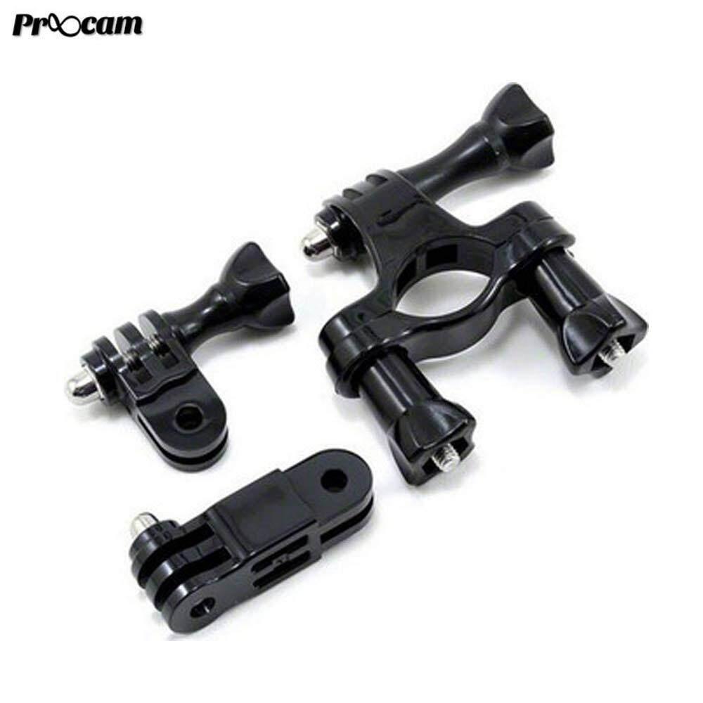 Proocam Pro-J064 Small Short bicycle Roll Bar Mount for Gopro Hero , SJCAM , MiYI Action Camera