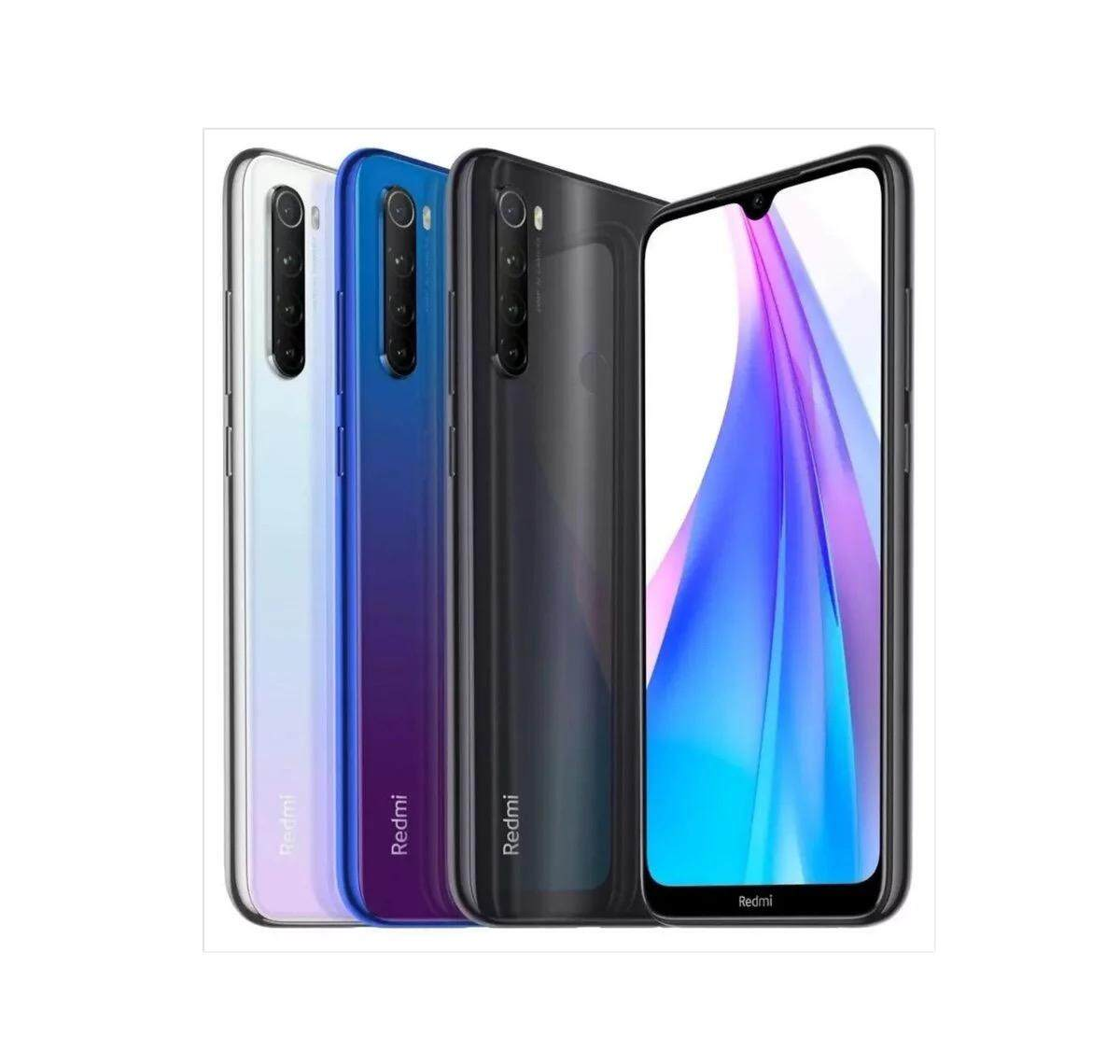 Xiaomi Redmi Note 8T NFC Fast Charge 3+32GB, 4+64GB, 4+128GB [Global version] Smartphone Android Handphone