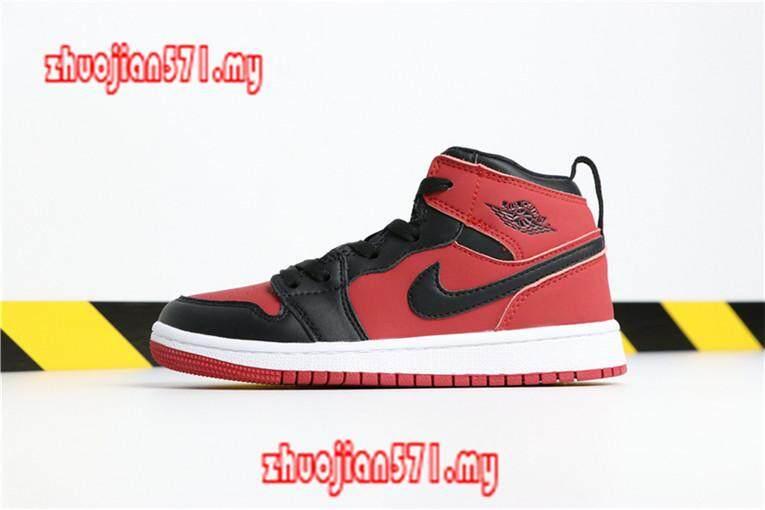 Original_Nike_Air_Jordan_1_Retro_Kids_Boys_Girls_Sports_Basketball_Shoes_Sneakers_AAJJ430 Giá Quá Tốt Phải Mua Ngay