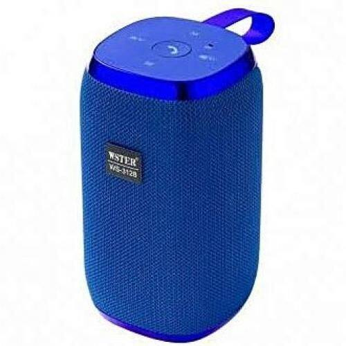 Wster Version Ws-3128 Bluetooth Speaker With TF Usb Music Playing Mode
