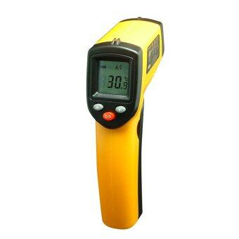 Benetech GM320 LCD Gun Style Infrared Thermometer with Laser Pointer -50~380? (~58~716?)