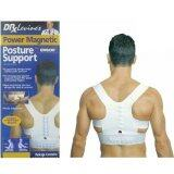 Dr Levine's Power Magnetic Posture Support - Prevent Back Pain (24 inch - 34 inch