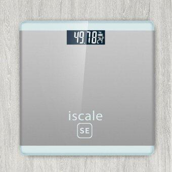 Iscale SE Digital Scale High Accuracy Weight Scale (Silver)