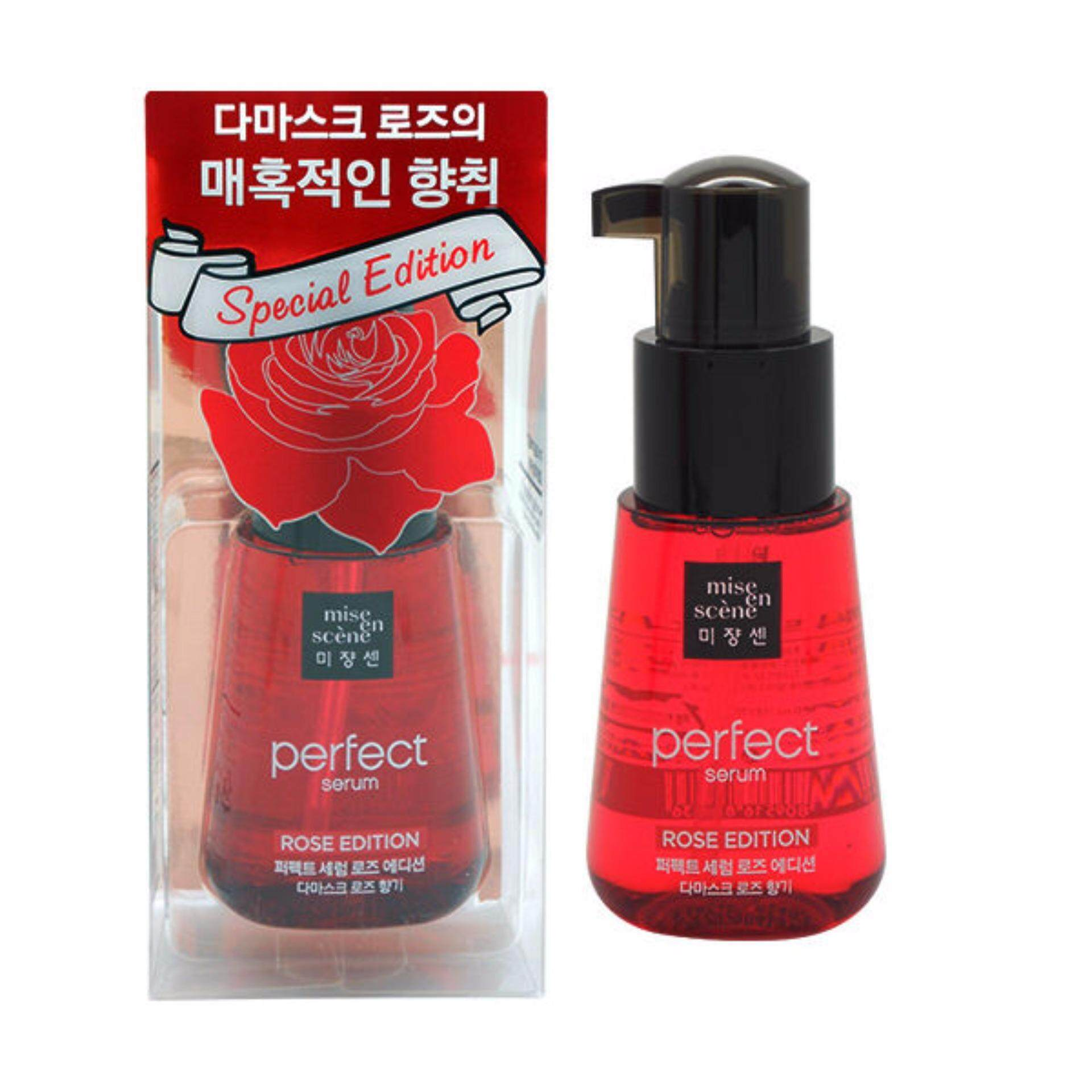 Mise en Scene Perfect Hair Serum Rose Edition 70 ml