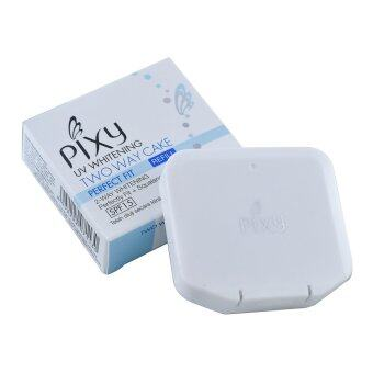 PIXY UV Whitening 2 Way Cake-WHITE CREAM 12.2g (REFILL)