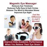 Portable Versatile Magnetic Eye Massager Improve Eye Sight