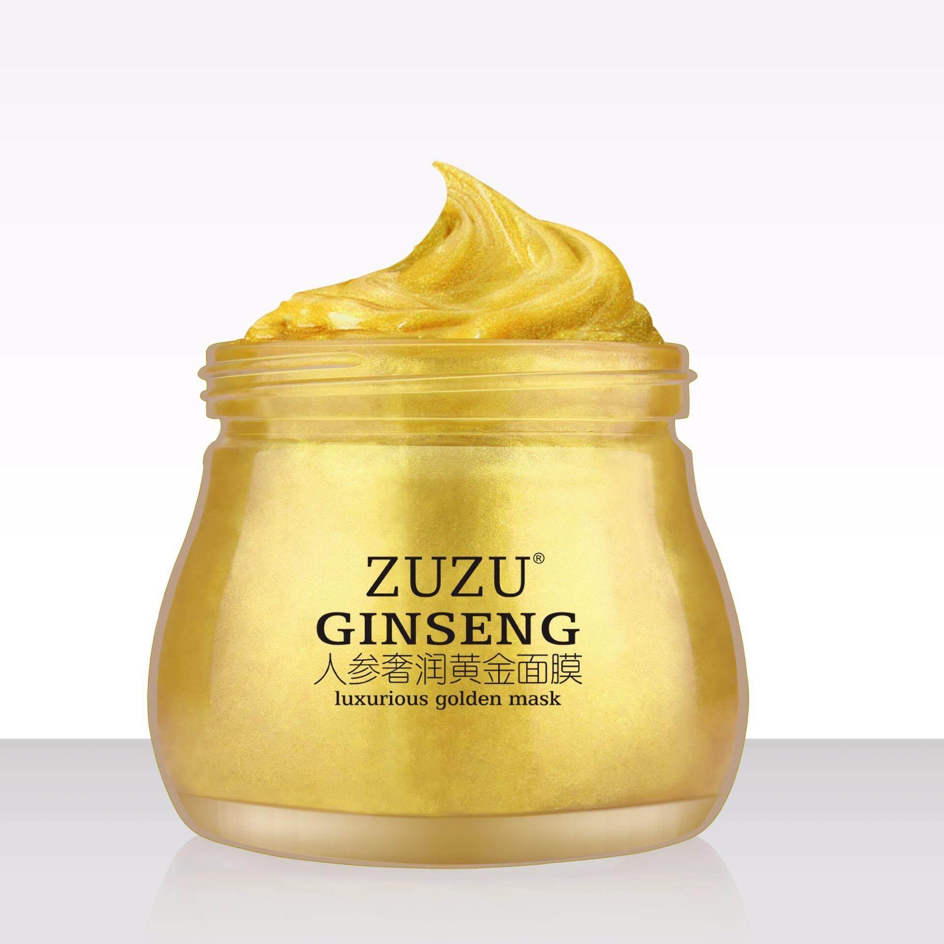 Zuzu Gold Ginseng Peel Off Mask