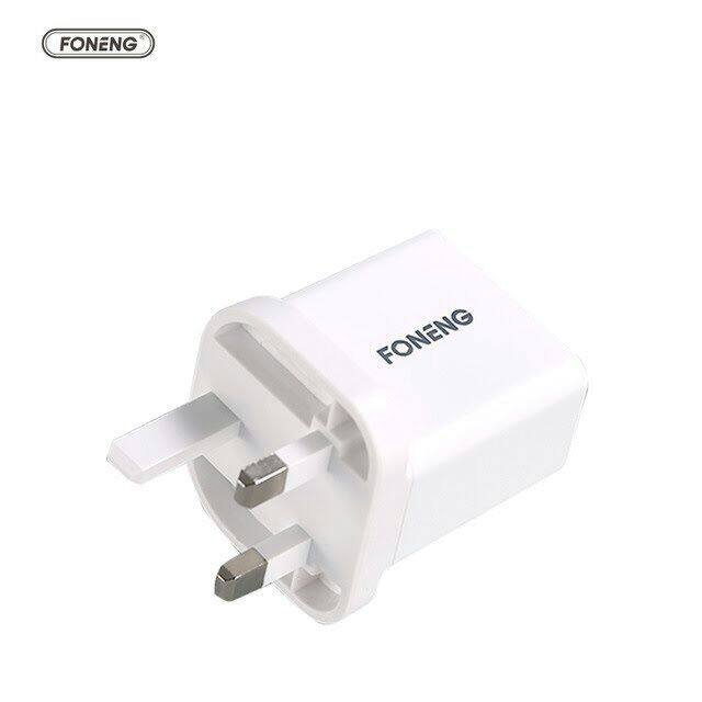 100% Original Foneng  2.4A Fast Charger Kit C300-Uk (Fresh Import) High Quality