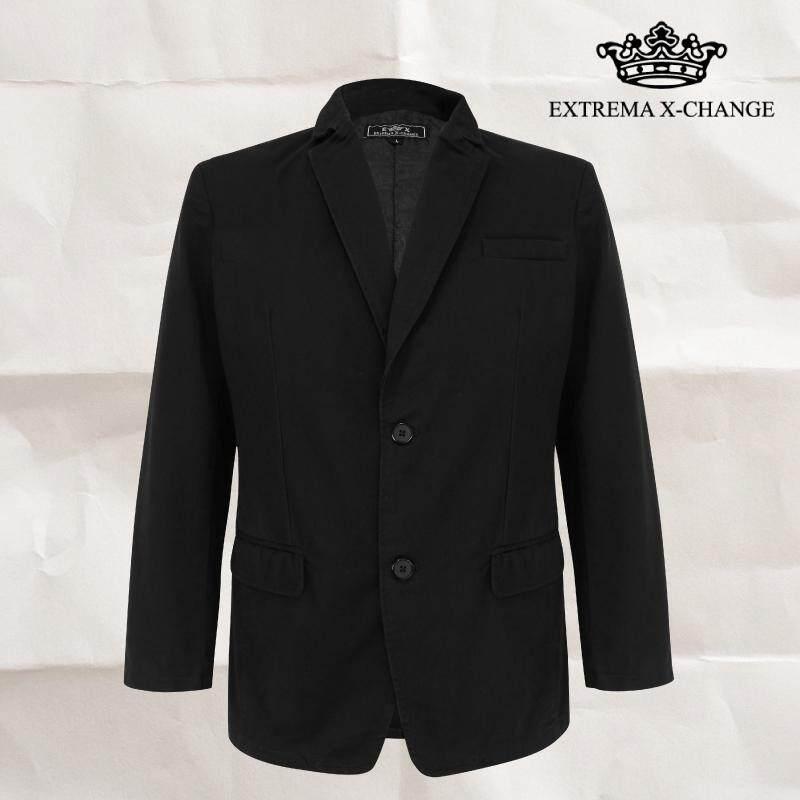 Extrema BIG & TALL Sports Coat EXJ7003 (Black)