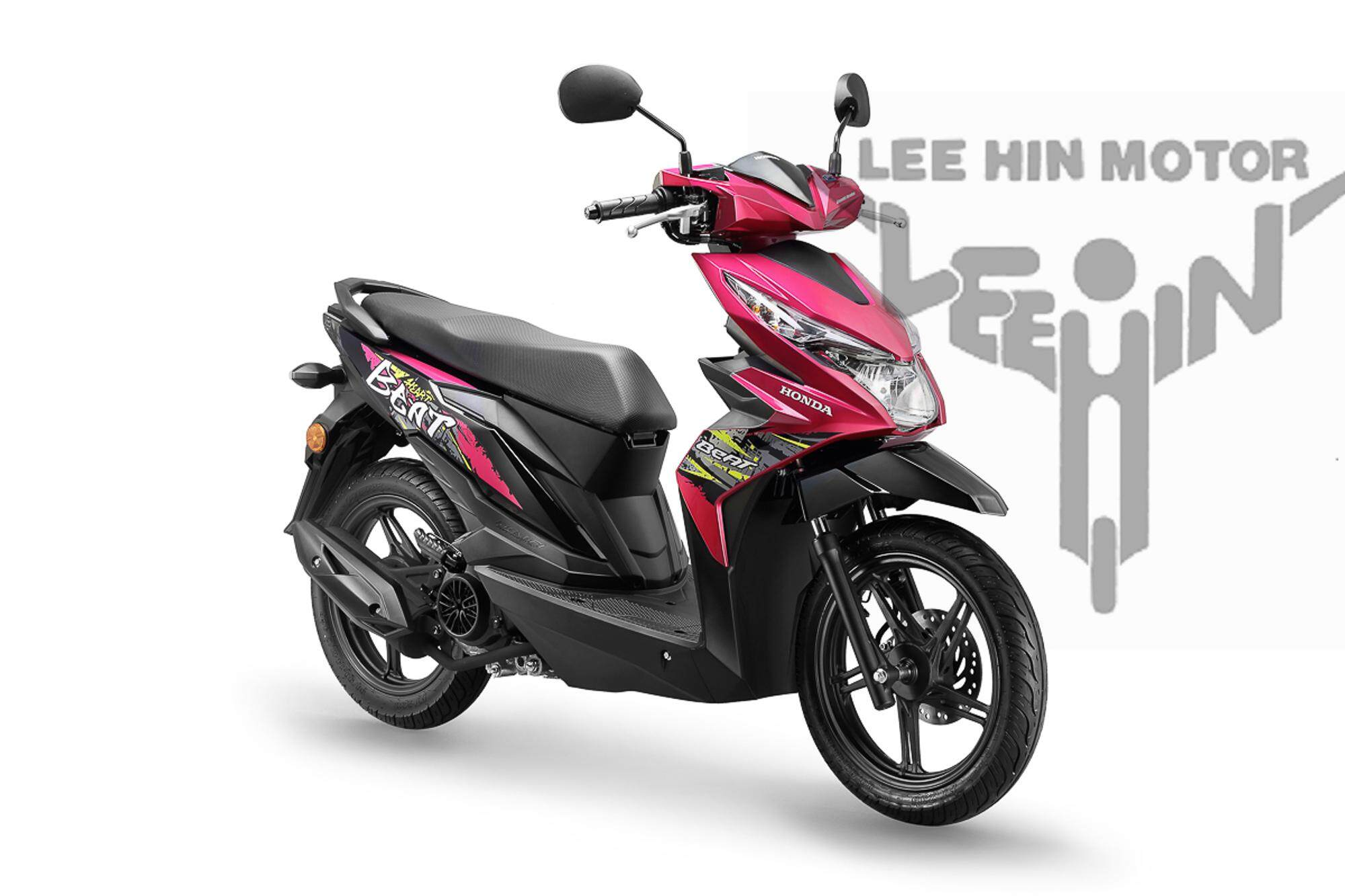 Honda Beat 2018 Model 110cc Scooter (New), Honda