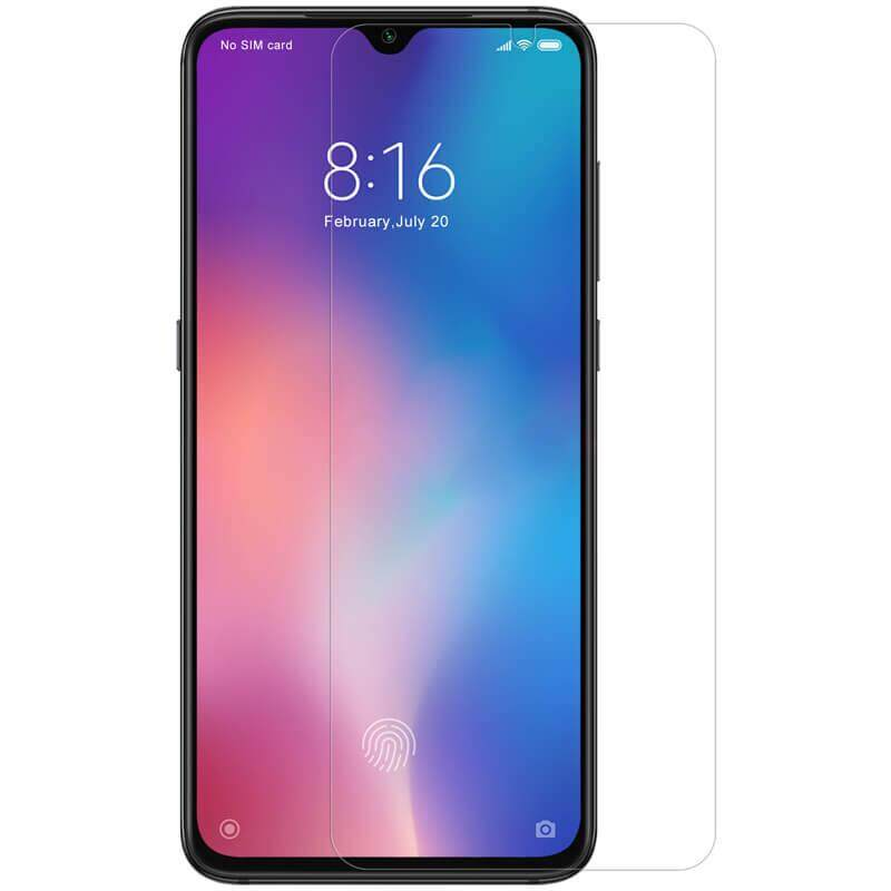 Tempered Glass for Xiaomi Mi 9 - 2.5D Curve Screen Protector [Clear - Transparent]