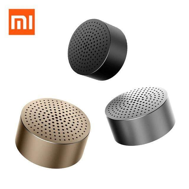 Original Xiaomi Mi Round Portable Bluetooth Speaker Little Cannon Mini