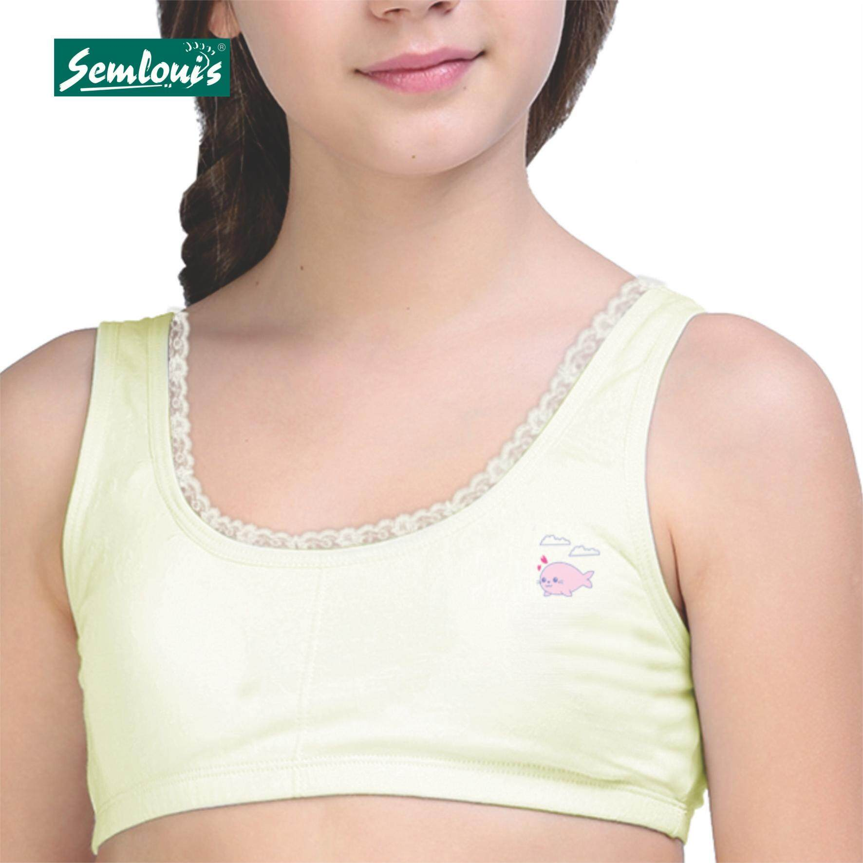 Semlouis Kid Bralette -Lace Edge / PCS