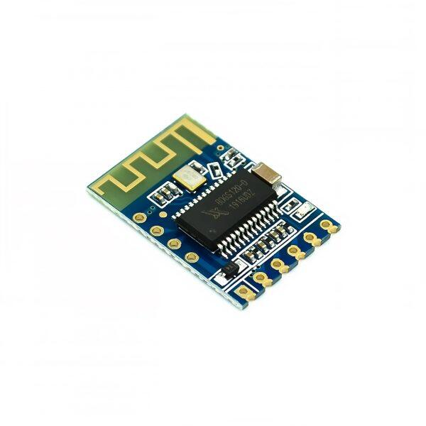 JDY-62 Mini Antenna BLE Bluetooth Stereo Audio Dual Two Channel High Low Level Board Module For Arduino For IOS Automatic Sleep
