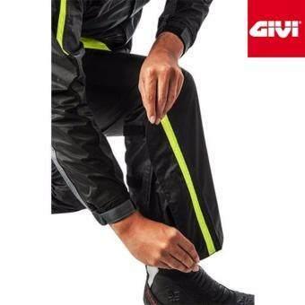 100% Original Givi CRS01 Big Size Raincoat Baju Hujan ( 4XL 5XL 6XL )