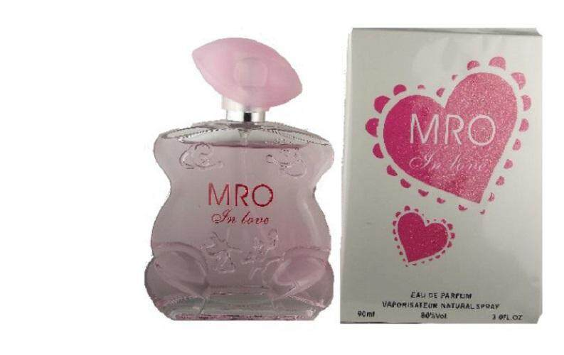MRO IN LOVE PERFUME FOR WOMEN 90ML