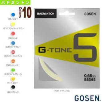 Gosen G - Tone 5 Badminton String