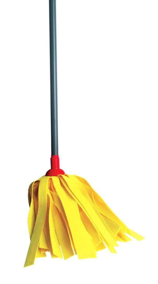 Readycare yellow Stripes Mop easy floor clean