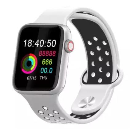 M33 Smart Watch 1.4 Full Touch Screen Heart Rate Blood Pressure Monitor ip67 Waterproof Sport Smartwatch Women Men VS F10