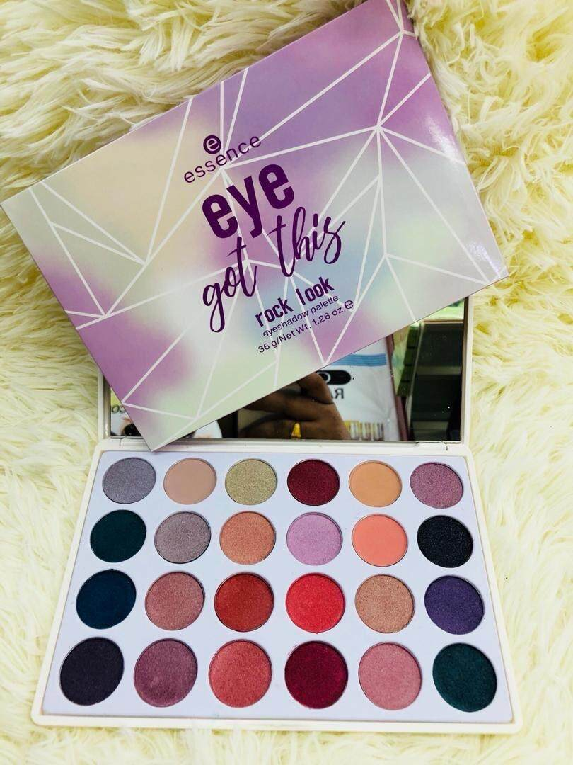 Essence Eye Got This Eyeshadow Palette Beauty Cosmetic + Free Gift
