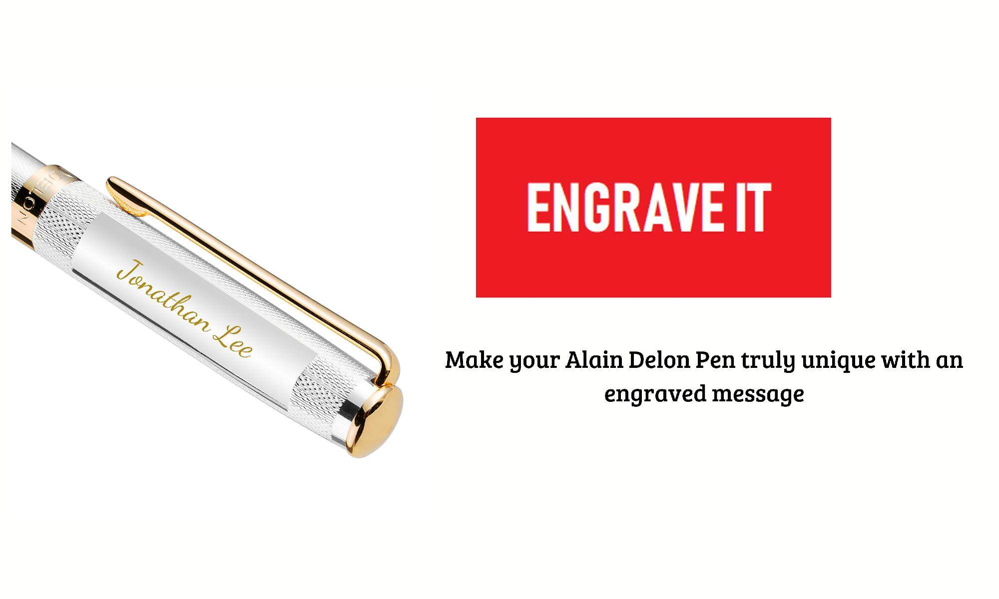 Add on service - Engraving