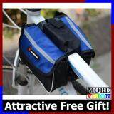 [Attractive Free Gift!] Multi-Purpose Bicycle Front Tube Frame Bag - RB0063