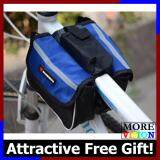 [Attractive Free Gift!] Multi-Purpose Bicycle Front Tube Frame Bag - RB0062
