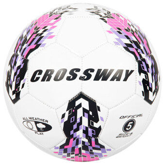 CROSSWAY genuine football 526 adult people student children's Pu machine sewing 5 five no. Training game with a ball free shipping