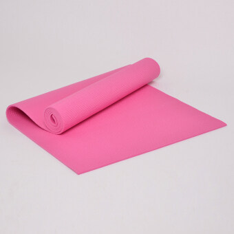 Environmentally Friendly PVC Yoga Mat - 4mm - 6mm - 8mm