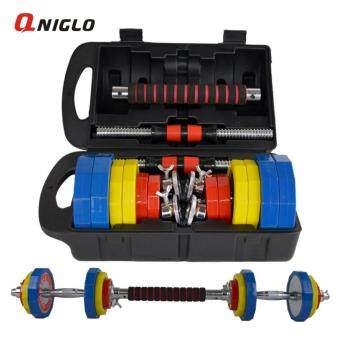 York Barbell Dumbbell sets(2 in1) 2 Dumbbell + A Free 30CMConnector