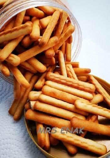 Potato stick 300gm (biskut timbang)