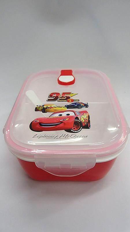 [Ready Stock] Cartoon Lunch Box Food Containers (BGJAYA)-McQueen Cars