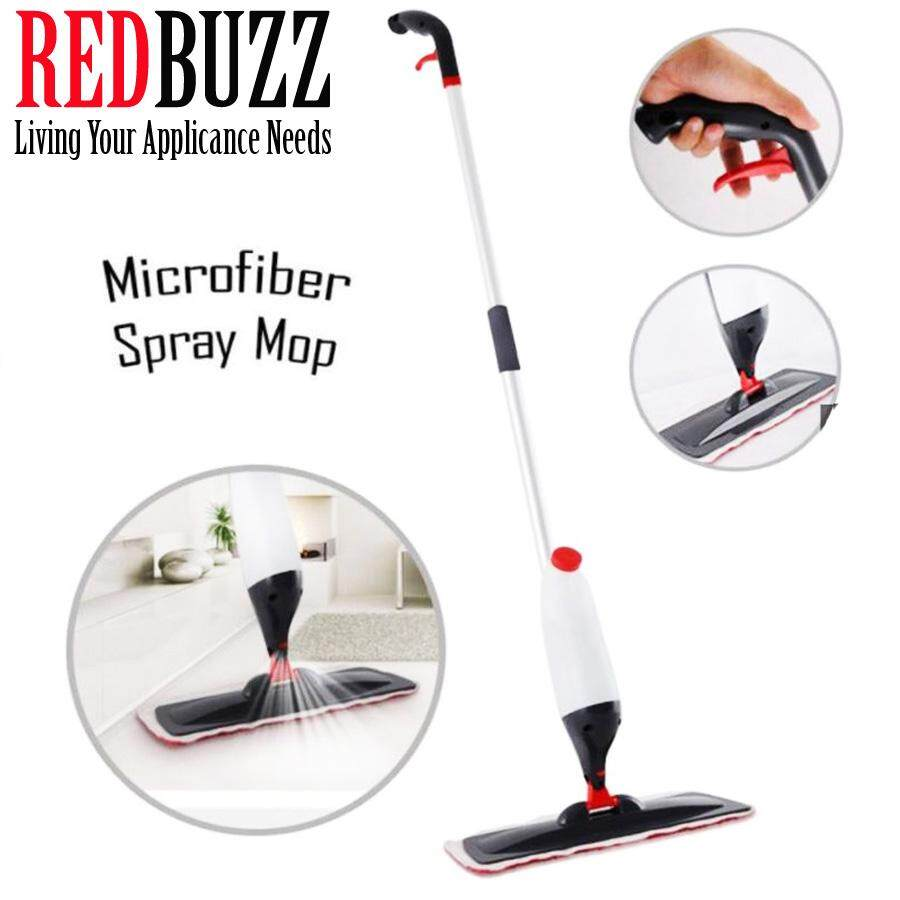 REDBUZZ New Technology Ultra Clean Flexible Easy Spray Mop