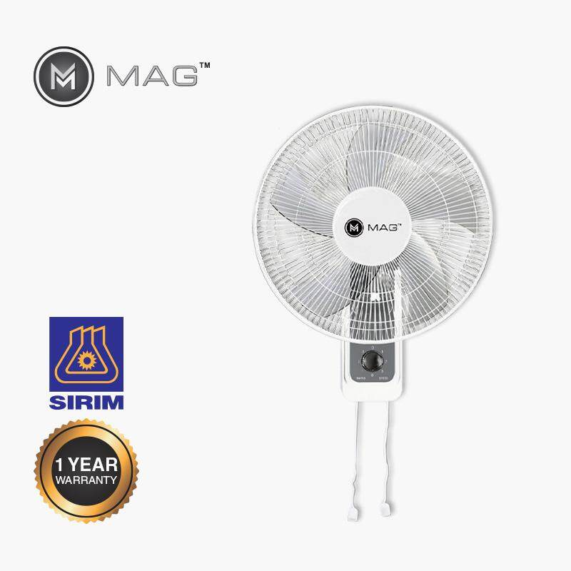MAG WALL FAN 5-BLADES 16IN