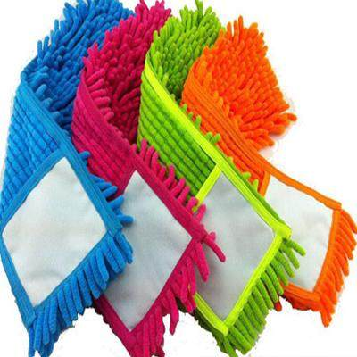 Mop Cloths for Magic Microfiber Noodle Dust Mop Telescoping Pole Floor