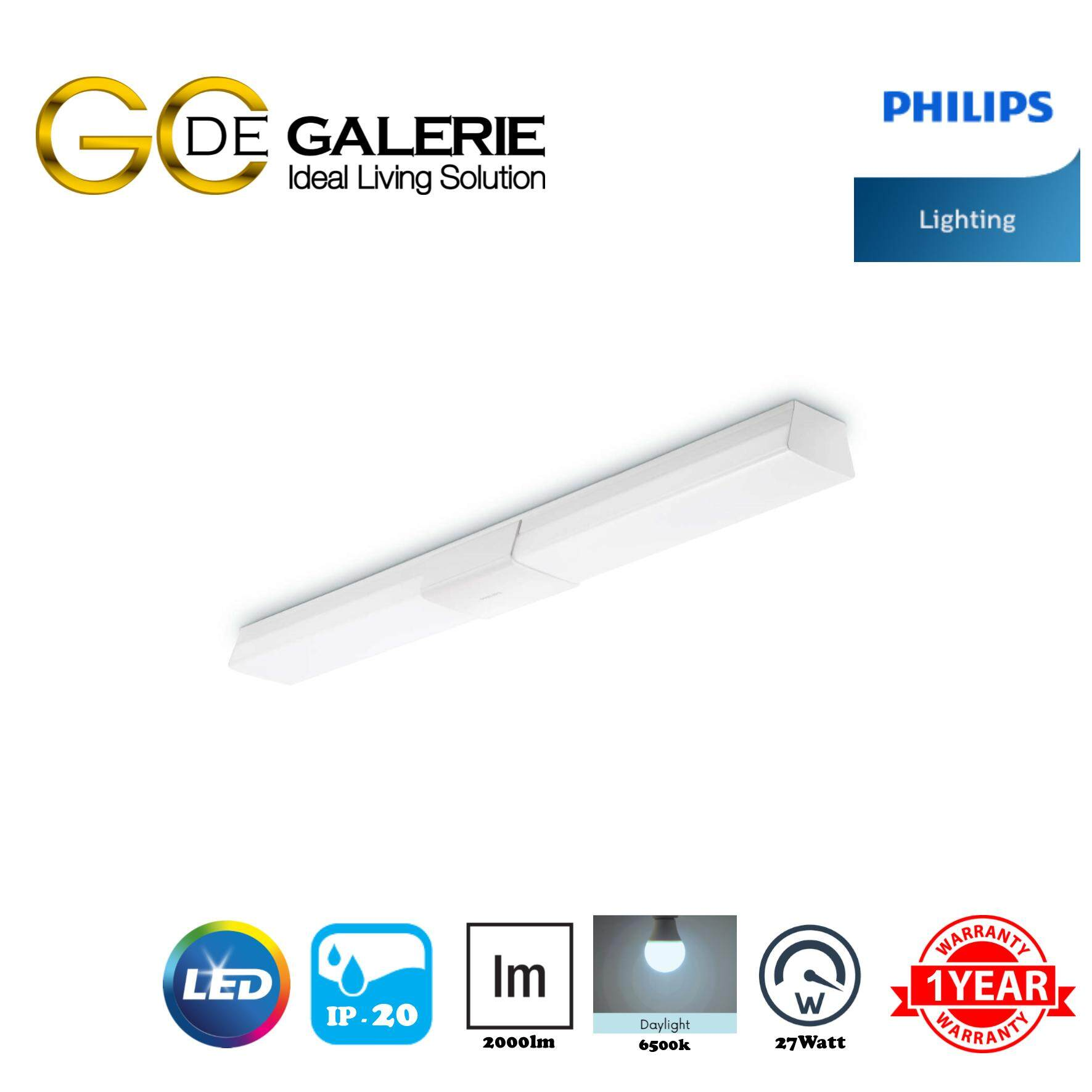 WALL LIGHT LED PHILIPS 31168 WH 1X27W 230V