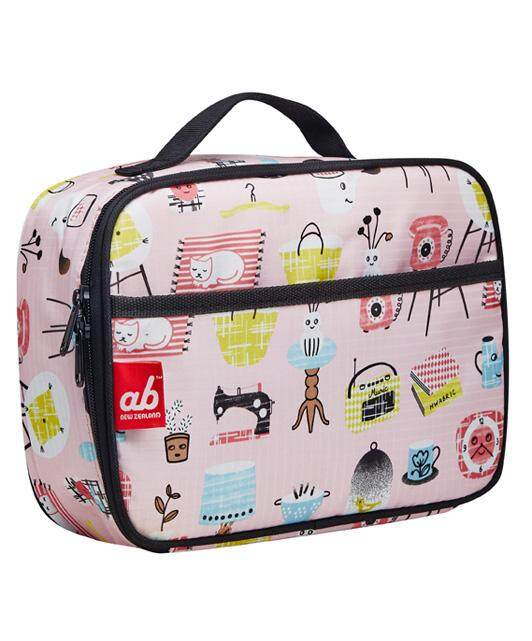 ab New Zealand Household Elements Insulated Aluminium Foil Quality Lunch Bag