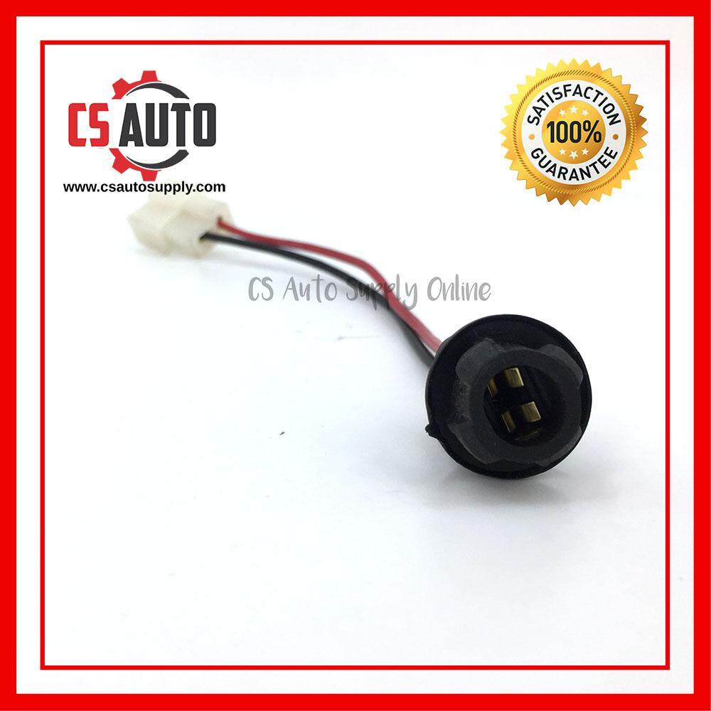 [cs auto] T10 4090 bulb holder socket with socket Adaptor wire harness