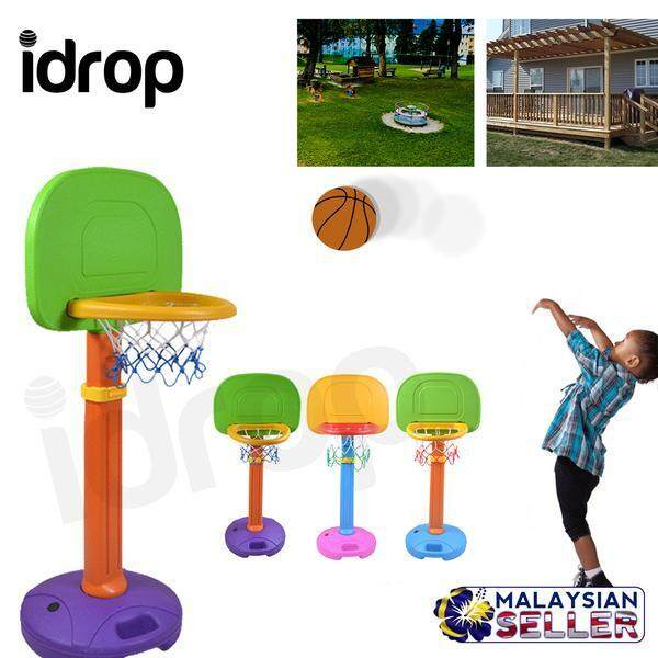 Kids Children Basketball Stand Hoop Set with Outdoors Sports  Toy [BS-03-C] -