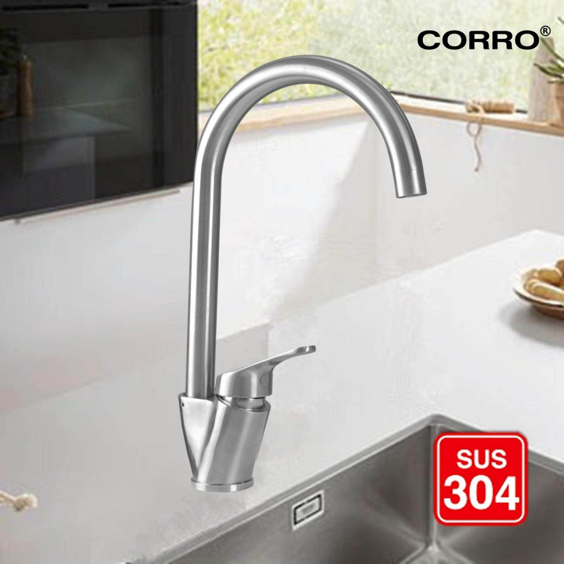 CORRO SUS304 Stainless Steel Kitchen Sink Mixer Tap-CKPT 8644