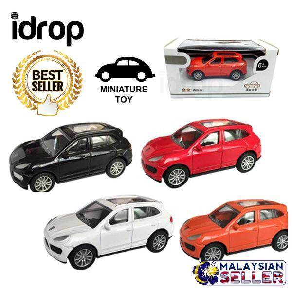idrop Modern Hatchback Car Miniature Handcrafted Metallic Collectibles Display Toy -