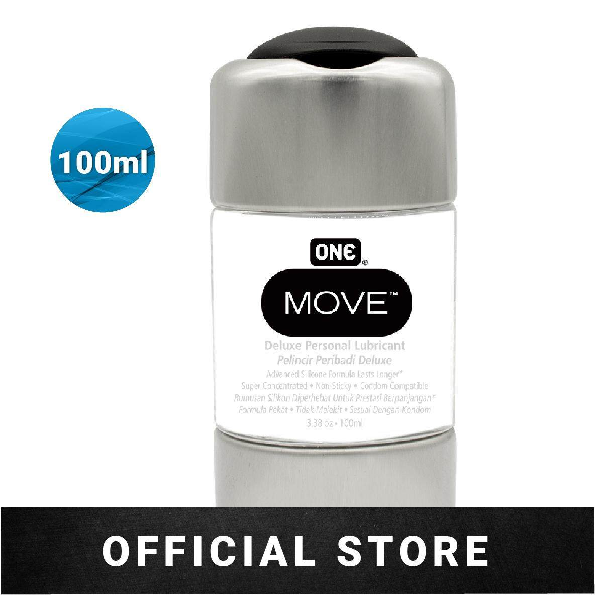 ONE Personal Lubricants - Move (100ml)