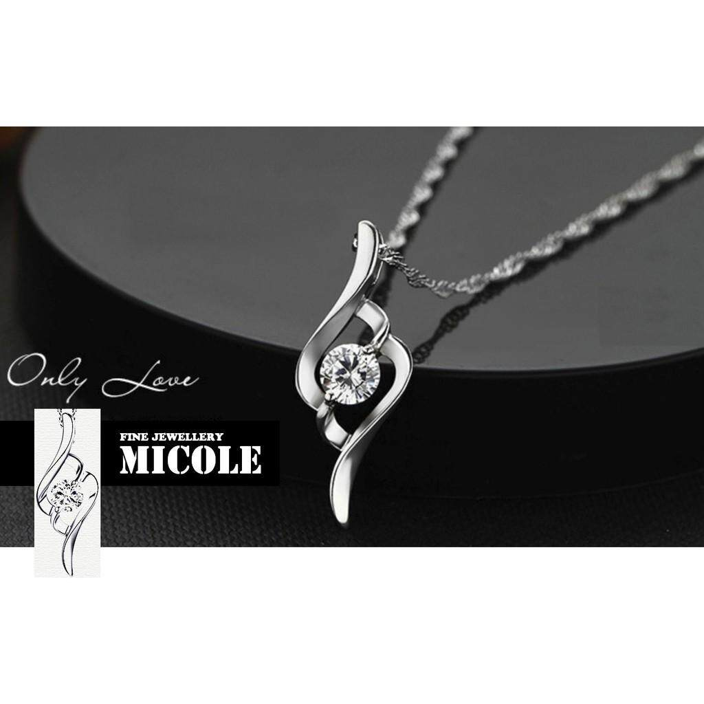 MICOLE M1033 Fashion Women Necklace Pendant