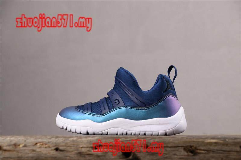 Giá Rẻ Trong Hôm Nay Khi Sở Hữu Original_Nike_Air_Jordan_11_Retro_Kids_Boys_Girls_Sports_Basketball_Shoes_Sneakers_AAJJ465