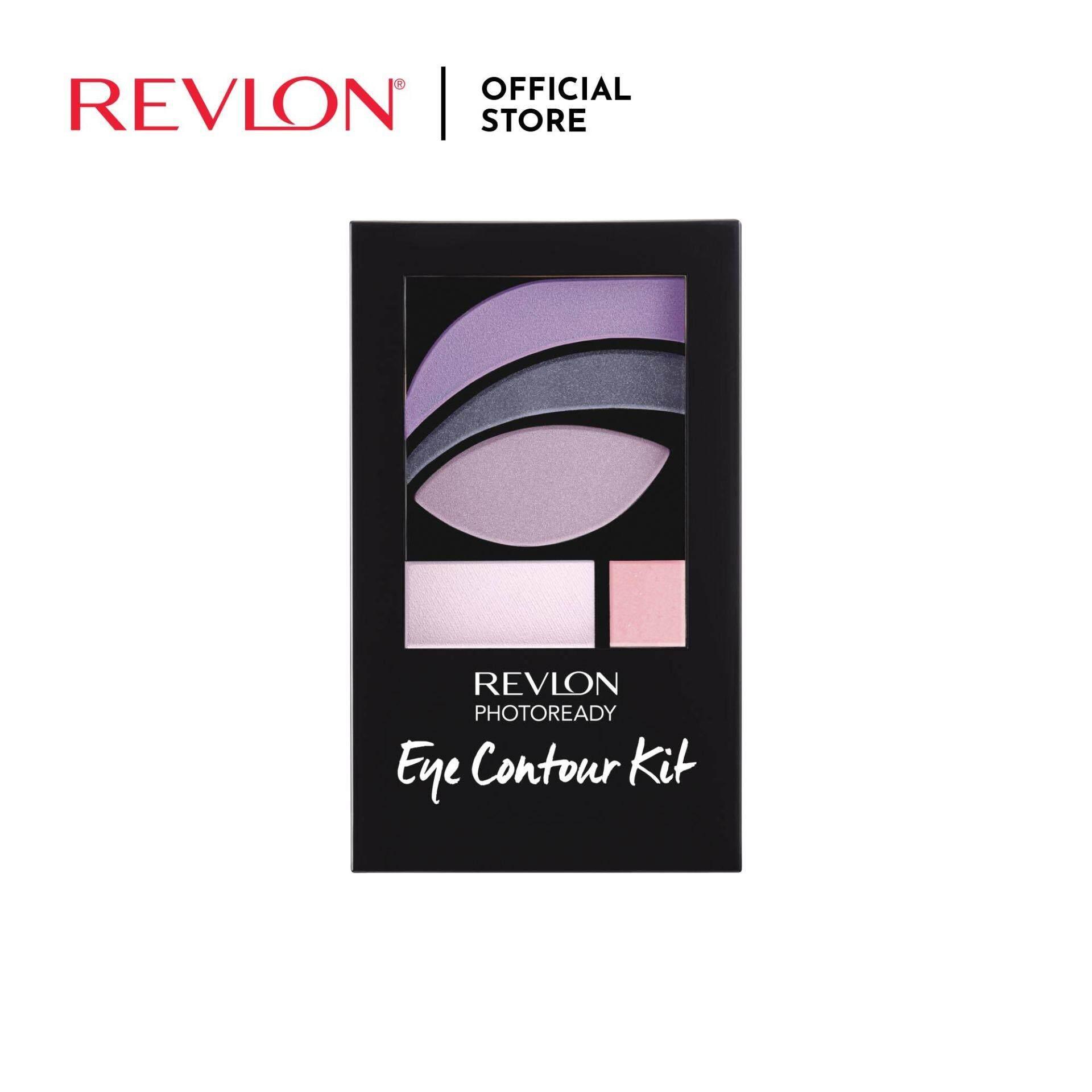 Revlon Photoready Eye Contour Kit -Watercolors 520