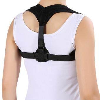 Adjustable Back Posture Corrector Clavicle Correction Belt Size-L