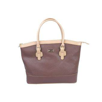 AR by Alfio Raldo AB-2062 Tote Bag Brown